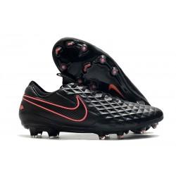 Nike Tiempo Legend VIII Elite FG Black Pink