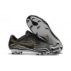 Nike Mercurial Vapor 11 FG Men's Soccer Boots - Black Gold