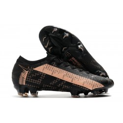 Nike New Mercurial Vapor XIII Elite FG Black Pink