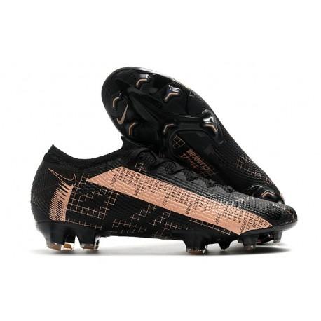 Nike New Mercurial Vapor XIII Elite FG Black Pink