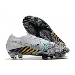 NIKE MERCURIAL vapor xiii 'MDS003' - WHITE / BLACK