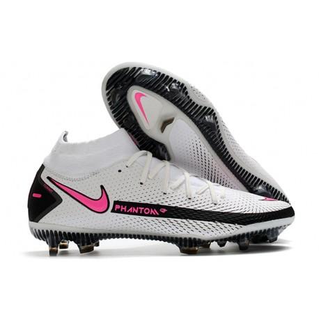 Nike Phantom Generative Texture GT DF Boot White Pink Black