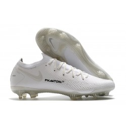 New Nike Phantom GT Elite FG Boots White