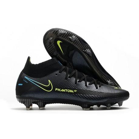 Nike Phantom Generative Texture GT DF Boot Black Volt