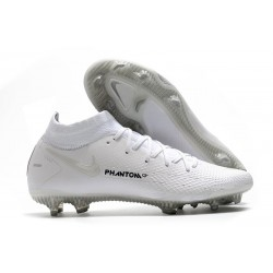 Nike Phantom GT Elite DF FG Firm Ground in White