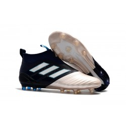 adidas ACE 17+ Purecontrol FG Soccer Cleats - Kith Gold Black