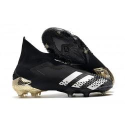 adidas Predator Mutator 20+ FIrm Ground Black White Gold Metallic