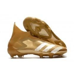 adidas Predator Mutator 20+ FIrm Ground Golden White
