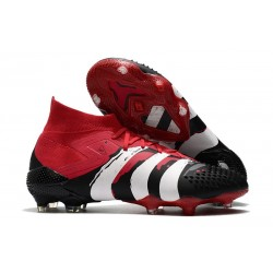 New adidas Predator Mutator 20.1 FG Human Race x Pharrell Black Red White