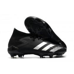 New adidas Predator Mutator 20.1 FG Black Silver