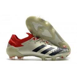 adidas Predator Mutator 20.1 Low Firm Ground Beige Black Red