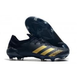 adidas Predator Mutator 20.1 Low Firm Ground Black Golden