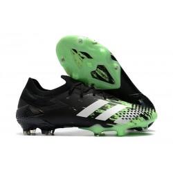 adidas Predator Mutator 20.1 Low FG Signal Green White Core Black