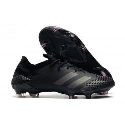adidas Predator Mutator 20.1 Low Firm Ground Core Black