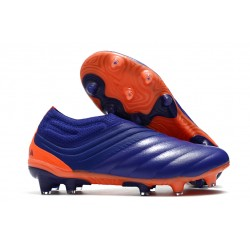 adidas Copa 20+ FG Leather Boots Purple Green