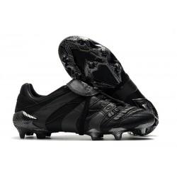 New adidas Predator Accelerator FG Boots - Black