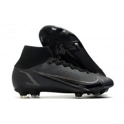 Top Nike Mercurial Superfly 8 Elite FG Black