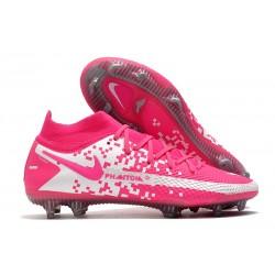 Nike Phantom GT Elite DF FG Firm Ground Pink Blast White