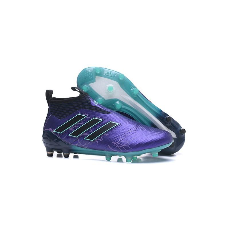 cotone Integrazione gancio  adidas ACE 17+ Purecontrol FG Men Football Boots - Purple Black