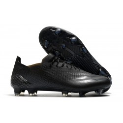 adidas Men's X Ghosted.1 FG Core Black Gray
