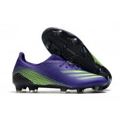 adidas Men's X Ghosted.1 FG Energy Ink Signal Green