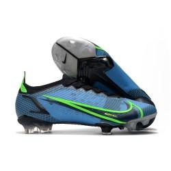 News Nike Mercurial Vapor 14 Elite FG Blue Black Volt