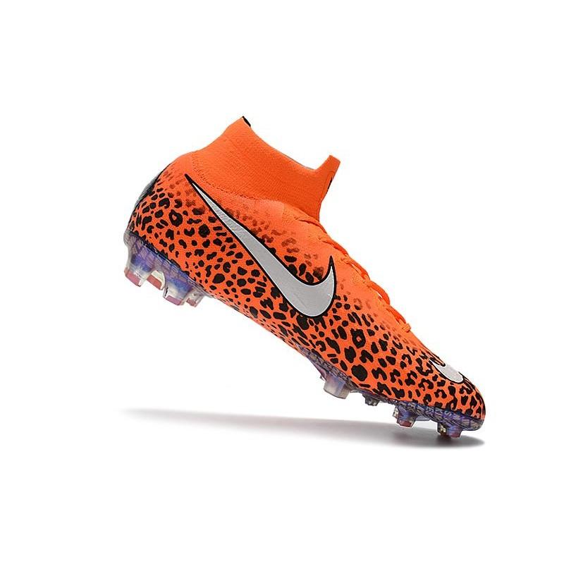 d97f1acd62a Ronaldo Nike Mercurial Superfly VI Elite CR7 FG Football Boots ...