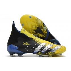 adidas Predator Freak + FG X-Men Wolverine -Bright Yellow Silver Black