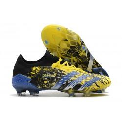 adidas Predator Freak.1 Low FG X-Men Wolverine - Bright Yellow/Silver Metallic/Core Black