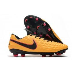 Nike Tiempo Legend VIII Elite FG Orange Black