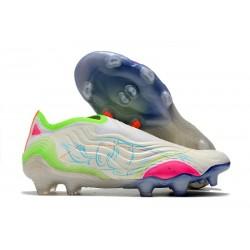 New adidas Copa Sense+ FG Inner Life - White Solar Yellow Shock Pink